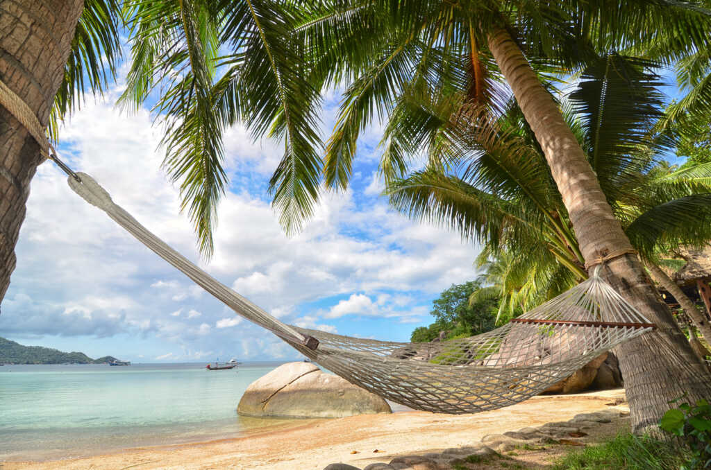 Thailand-Beach-Hammock