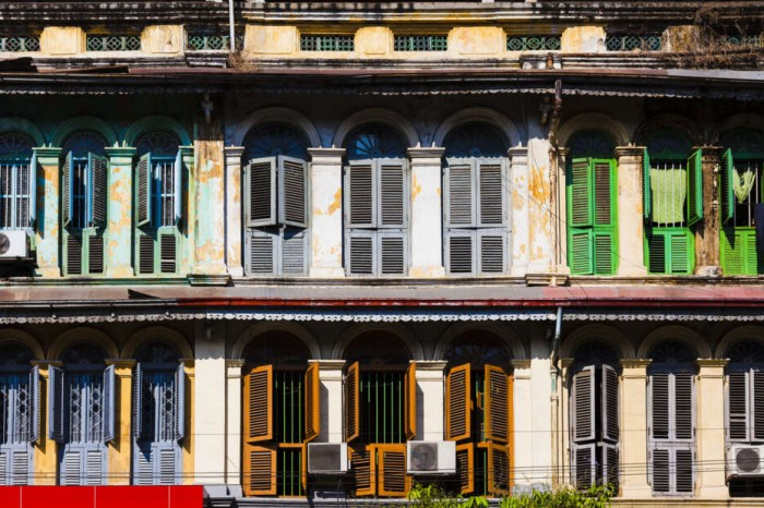 Yangon – Garden of the East