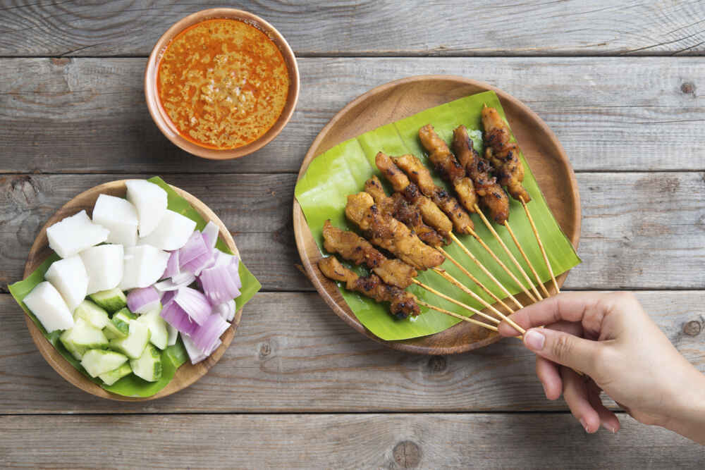 Northern Malaysia tour: malay food