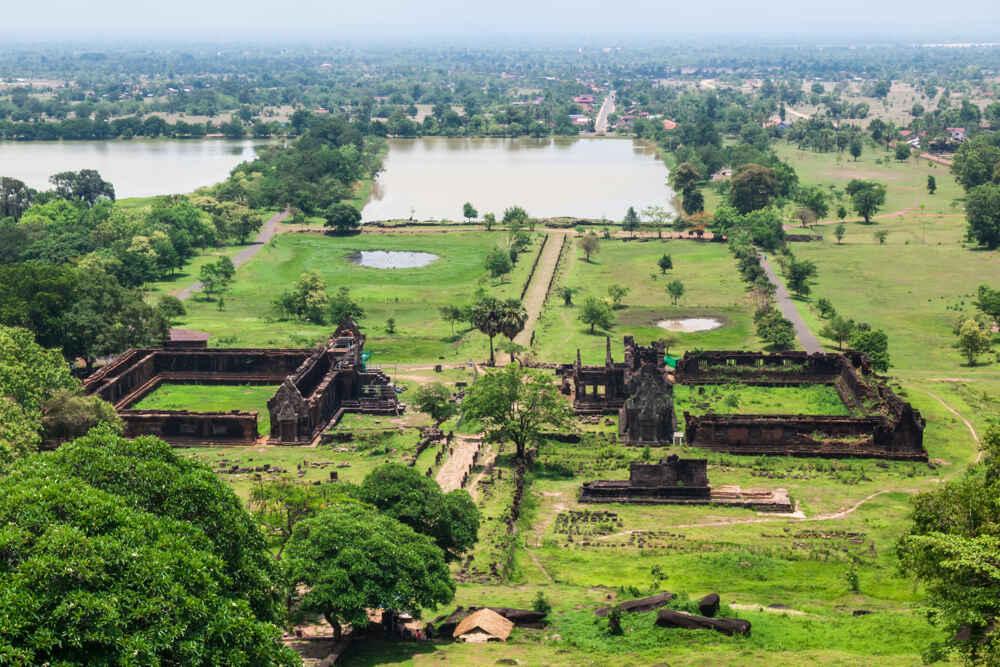 Laos 7 days itinerary: Wat Phou
