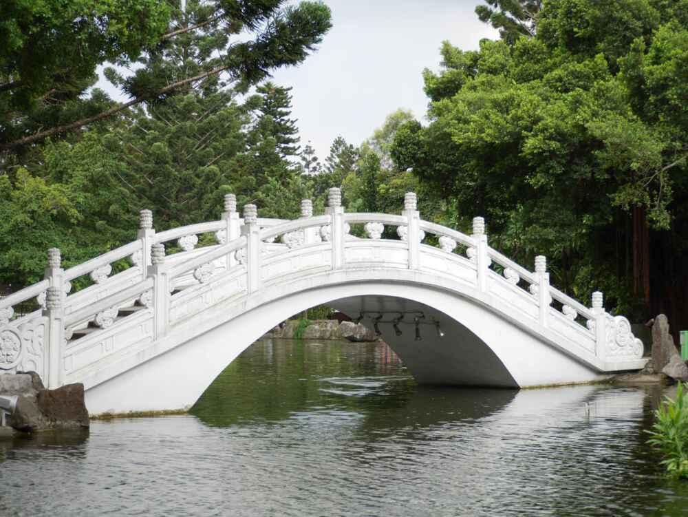 Taiwan city tour: Taipei park