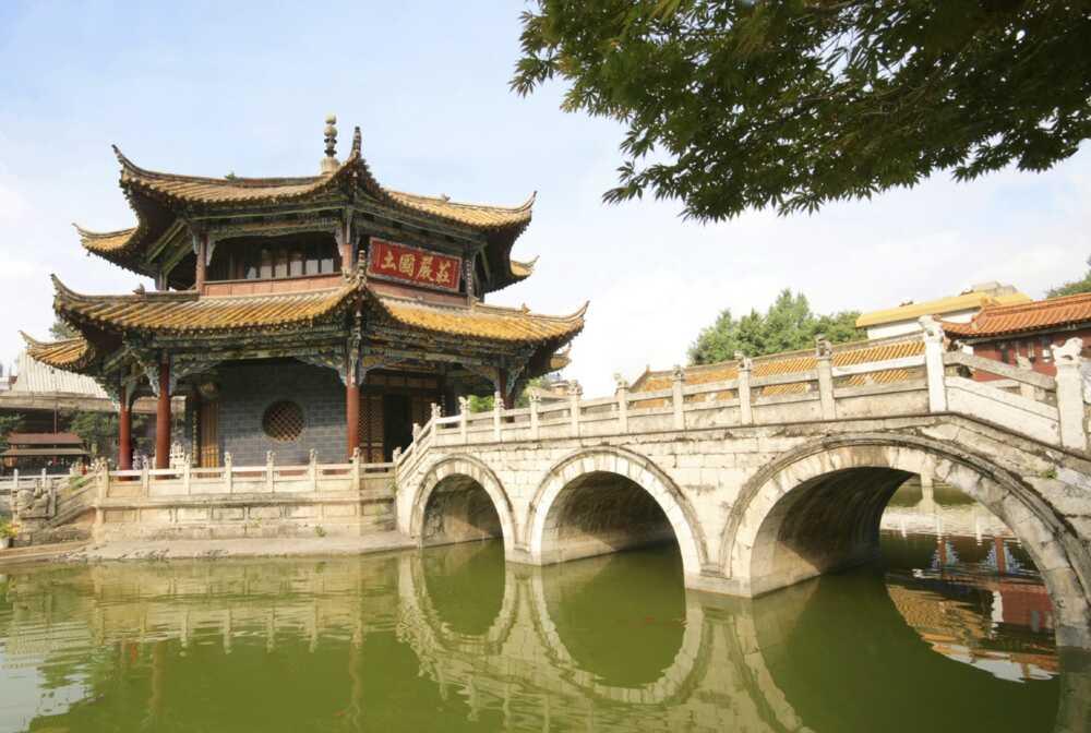 Kunming Buddhist Pagoda