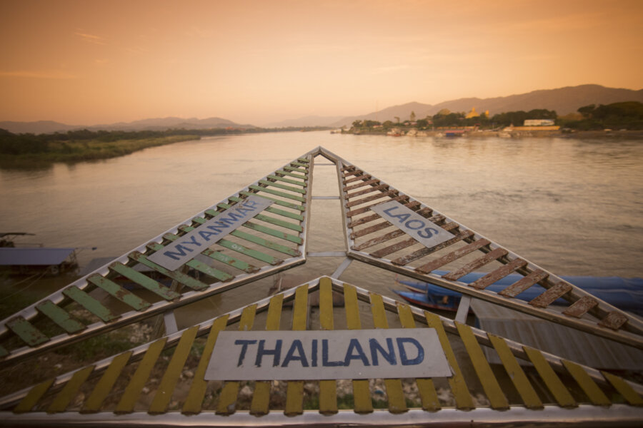 northern thailand tour: visit the golden triangle